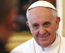 Папу Франциска пригласили на 100-летие Латвийской Республики