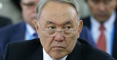 Президент Казахстана называет неразумным участие стран исламского мира в гонке вооружений