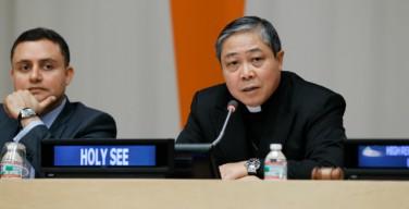 Монс. Ауса в ООН: прекратить насилие против женщин в Африке