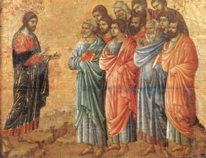 Явление Воскресшего Христа ученикам на горе в Галилее
