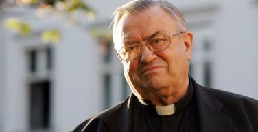 Кардинал Леманн подает в отставку в преддверии 80-летия
