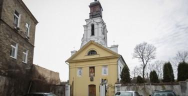 Настоятель белорусского прихода в Вильнюсе надеется через год на полный костел верующих