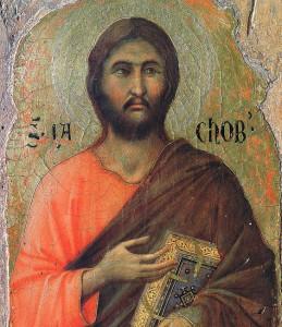 Икона апостола Иакова Праведного
