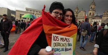 Колумбия стала пятой латиноамериканской страной, узаконившей гей-союзы