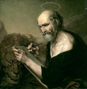 25 апреля. Святой Марк, апостол и евангелист. Праздник 6