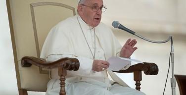 Папа Франциск поблагодарил ликвидаторов аварии на Чернобыльской АЭС