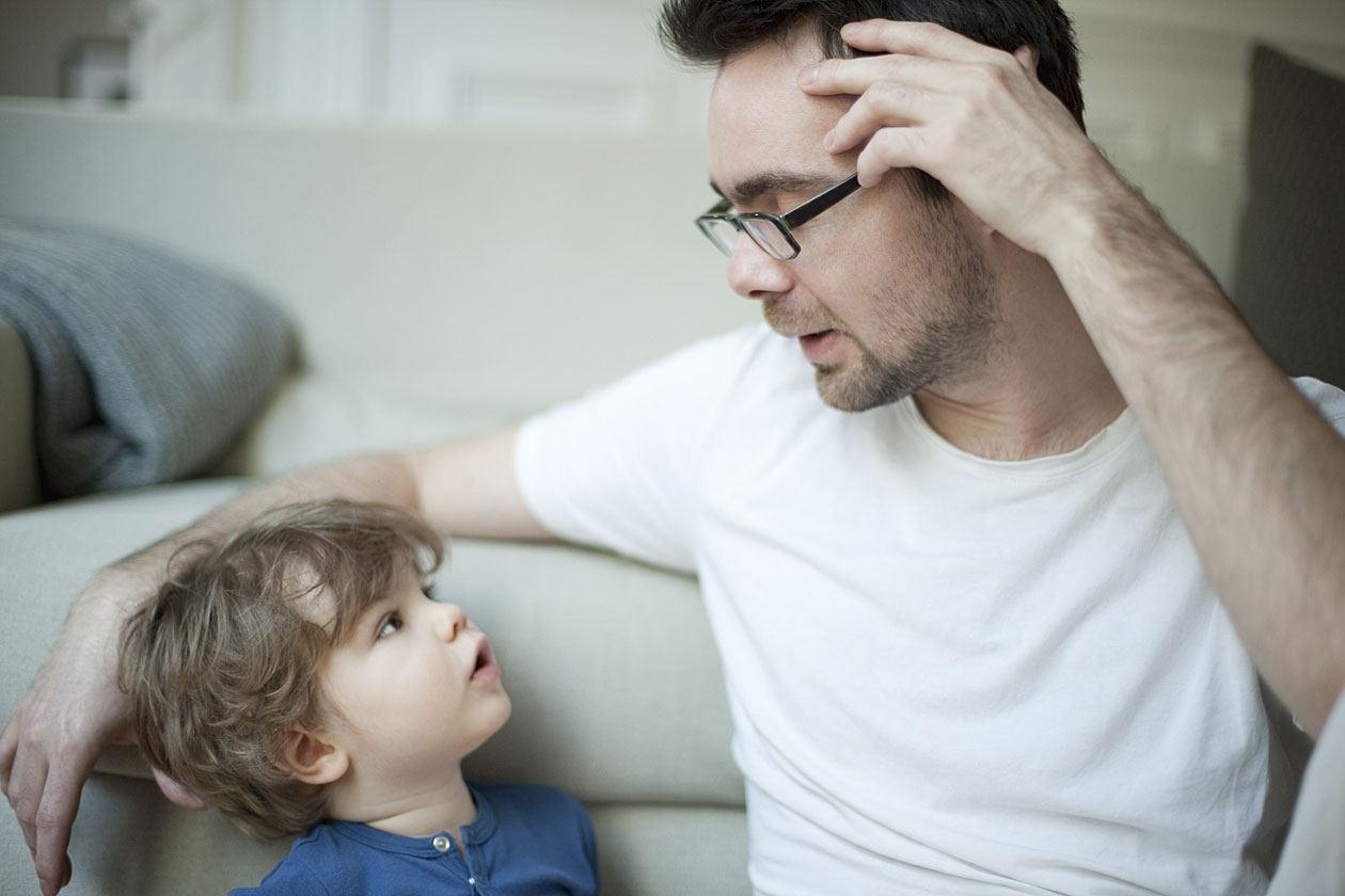 Чем подрывается родительский авторитет?