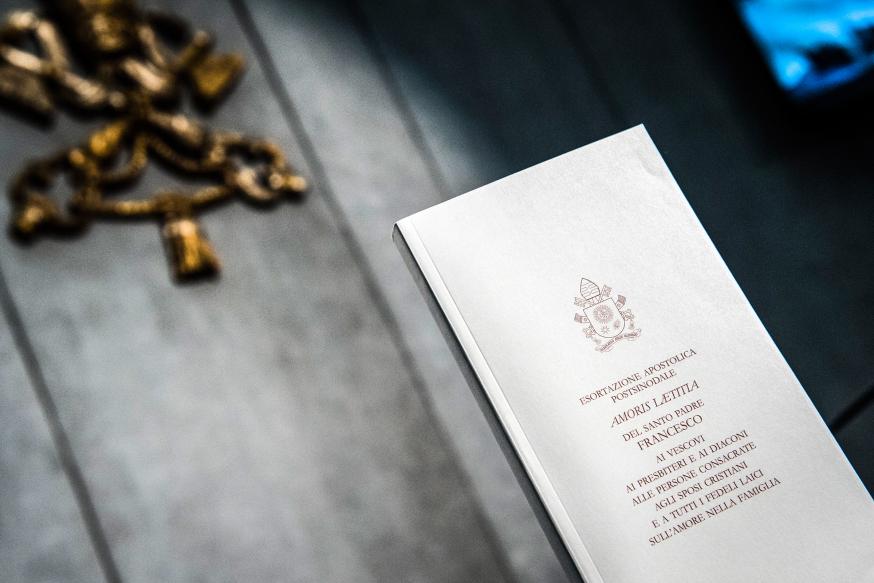 Доклад кард. Кристофа Шёнборна на презентации апостольского увещания Amoris laetitia