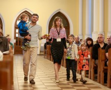 В Москве прошла Первая епархиальная встреча семей
