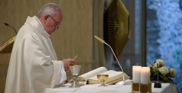 Папа: Дух Святой делает нас христианами «реальными», а не «виртуальными»
