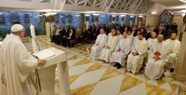 Папа: где христиане воюют между собой — там нет свидетельства