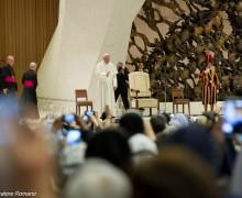 Папа Франциск ответил на вопросы монахинь о литургическом и социальном служении женщин