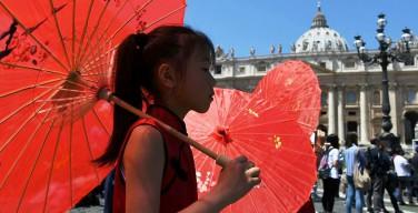 Папа призвал молиться об успешном проведении Первого Всемирного гуманитарного саммита и о католиках Китая