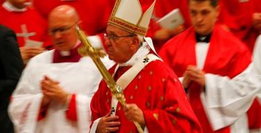 Папа: позволим Святому Духу вести нас, ведь мы уже не сироты