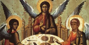 22 мая 2016 г. Вселенская Церковь празднует Торжество Пресвятой Троицы