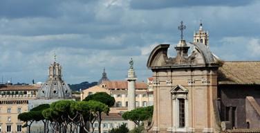 За шесть месяцев Святого года милосердия Рим посетили 8 млн паломников
