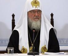 Патриарх Кирилл: Советский Союз держался на христианской нравственной парадигме