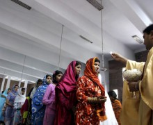 Католическая община Пакистана переживает «бум» священнических рукоположений