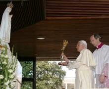 Бенедикт XVI: третья тайна Фатимы была опубликована полностью