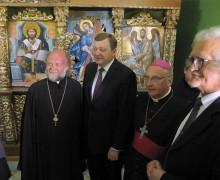 В Ватикане проходит выставка иконописи Белоруссии
