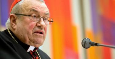 Кардинал Леманн получит медаль Лютера