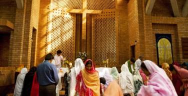 Пенджаб: мусульмане финансируют строительство католического храма