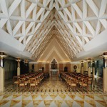 ARCHITECT CHAPEL POPE