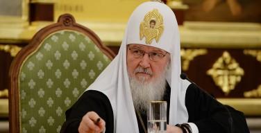 Патриарх Кирилл призывает католиков вместе защищать права христиан в мире