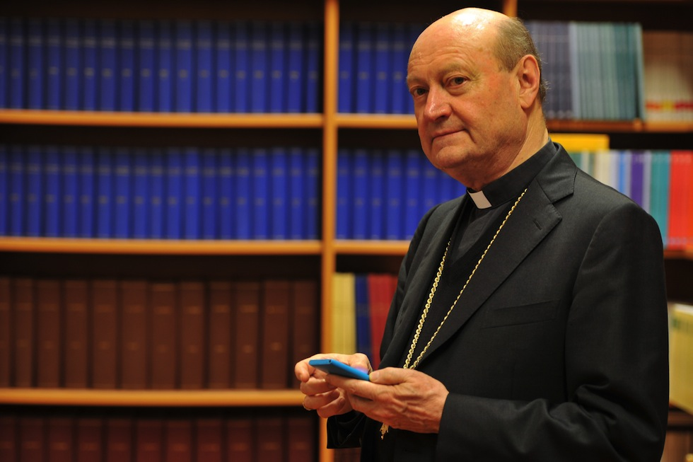 President of the Pontifical Council for