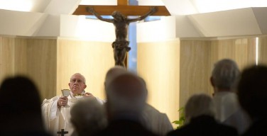Папа: христианин – это человек радости