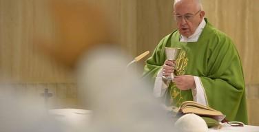Папа: святость — это ежедневный смелый шаг вперёд