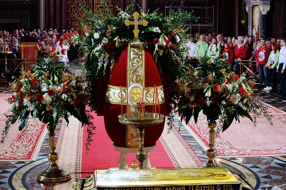 Папа поздравил верующих Восточных Церквей с Пасхой