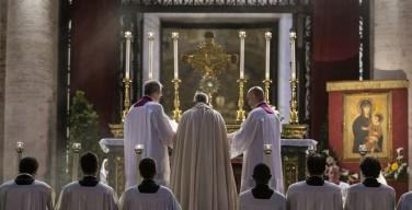 Corpus Domini в Риме. Папа: быть для других преломлённым хлебом