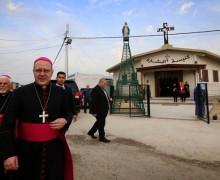 В Аммане реализован проект Папы Франциска — «Сад милосердия» для иракских беженцев