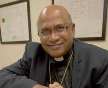 Индийского епископа похитили и избили его же клирики