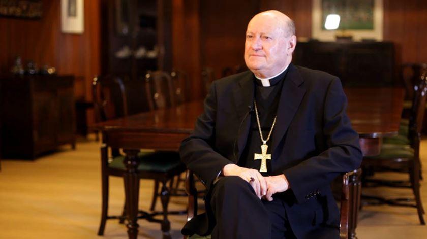 Интервью В. Познера с кардиналом Равази