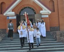 Престольный Праздник в приходе Св. Иосифа Труженика в Сургуте