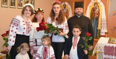 Праздник Матери в греко-католическом приходе Святого Николая Чудотворца в городе Нижневартовске