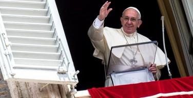 Regina Caeli в седьмое воскресенье пасхального времени. Папа: «Будем смотреть в небо с надеждой»