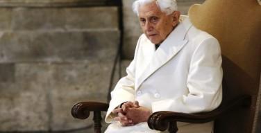 Бенедикт XVI, как ожидается, публично выступит в день 65-летия своей священнической хиротонии