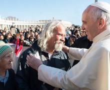 «Папа бедных» собирается в самый бедный город Армении