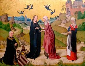 Посещение Марией Елизаветы