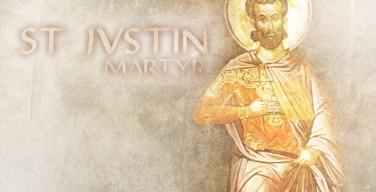 1 июня. Святой Юстин Философ, мученик. Память