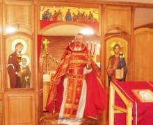 Пасха Христова в греко-католической общине Новосибирска