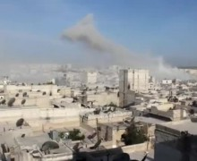 В результате ракетного удара по францисканской школе в Алеппо убит один человек, ранены двое