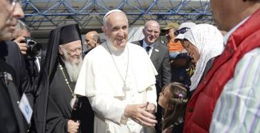 Призыв Папы к миру в Сирии и к защите детей от насилия