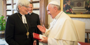 Папа Франциск отпразднует 500-летие Реформации в Швеции вместе с лютеранскими лидерами