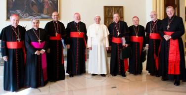 В Ватикане собрался Совет кардиналов