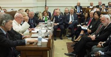 В Ватикане проходит саммит представителей судебных властей со всего мира. Папа: не допустить коррупции в сфере правосудия