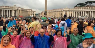 Папа напутствовал паломников Мачерата-Лорето: жизнь — это постоянный путь